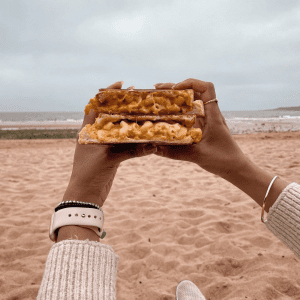 The Cheese Toastie Shack, Mac and Cheese Toastie
