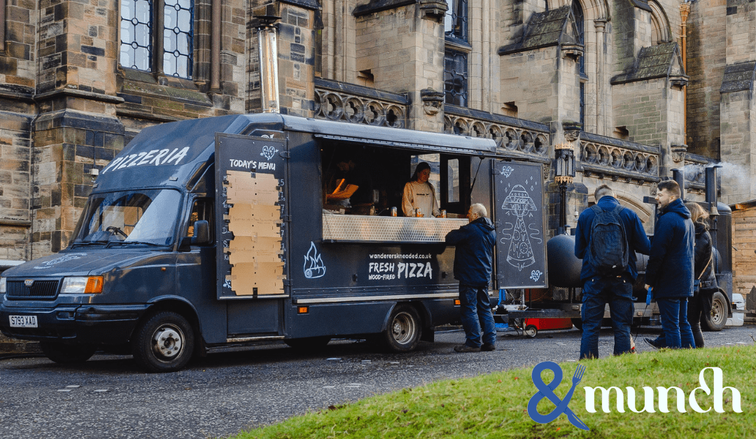 Scotland's first street food catering marketplace – How We Work