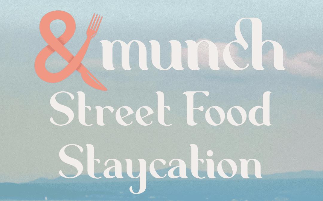 AndMunch Staycation Street Food Guide: Scotland's East Coast